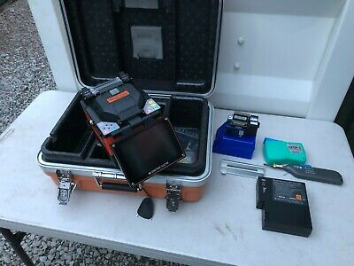 Sumitomo Type 39 Micro Core DCM Fusion Splicer - Mint - Very Low Hours