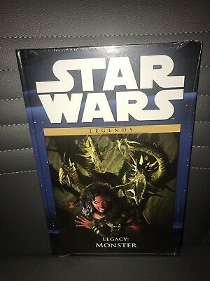 Star Wars Comic - Kollektion Band 62 Legacy Monster