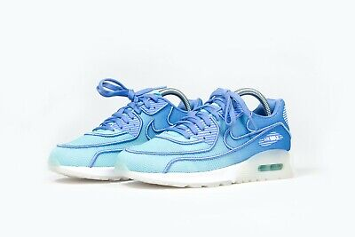 1e26f9ebec Nike Air Max 90 Ultra 2.0 Breathe Running Shoes Polarize Blue Women's Size  SZ 10