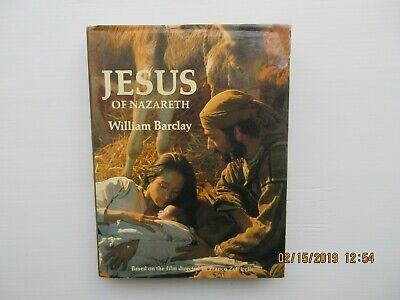 Jesus of Nazareth: Based on the film directed by Franco Zeffirelli by William Ba