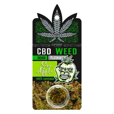 Cbd Weed Sour Apple
