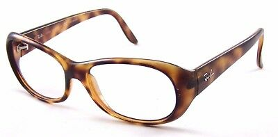 8df855b2a7 Preowned Ray Ban RB4061 642 57 Sunglasses Gloss Tortoise Frames ONLY  NO  Lenses