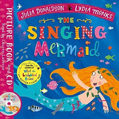 Julia Donaldson - The Singing Mermaid