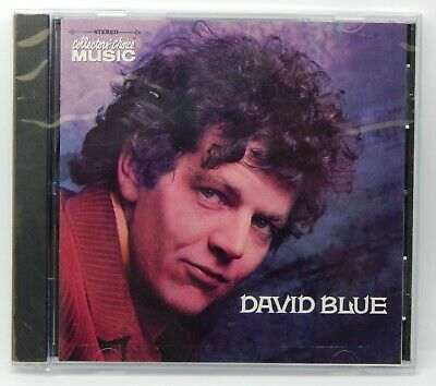 David Blue [1966 Self-Titled Debut] NEW CD (Mar-2002, Collectors' Choice Music)