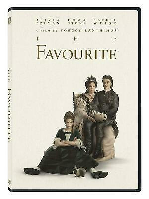 The Favourite (DVD,2018) (DVD, 2019) NEW SEALED - USA SELLER