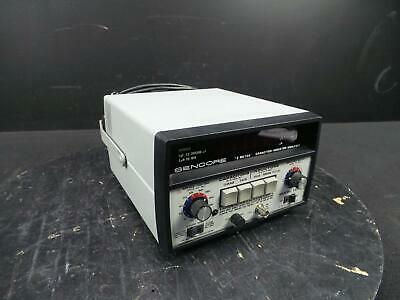 Sencore LC53 Z Meter Capacitor-Inductor Analyzer Tester