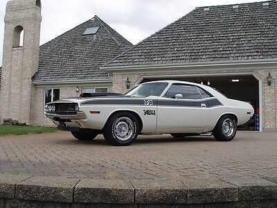 1970 Dodge Challenger  1970 TA Challanger 340 SIX PACK, 50 miles on A Nut and Bolt Resto, immaculate!