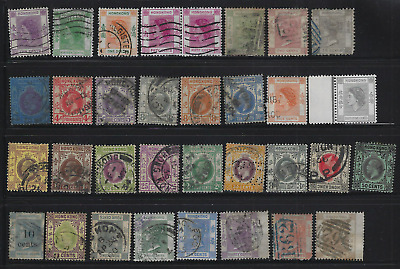 Hong Kong Stamp Collection