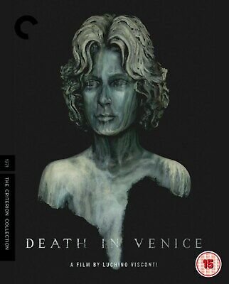 Death in Venice - The Criterion Collection (Restored) [Blu-ray]