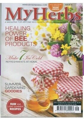 My Herbs Magazine Issue 9 - Healing Power Of BEE Products