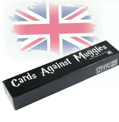 Cards Against Muggles 1440 Cards Harry Potter Limited Edition New UK