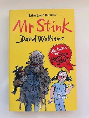 Mr Stink by Walliams, David Paperback Book
