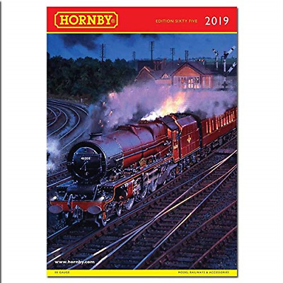 Hornby Catalogue 2019 65th Edition