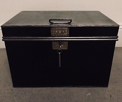 Milner Strong Box Large with key