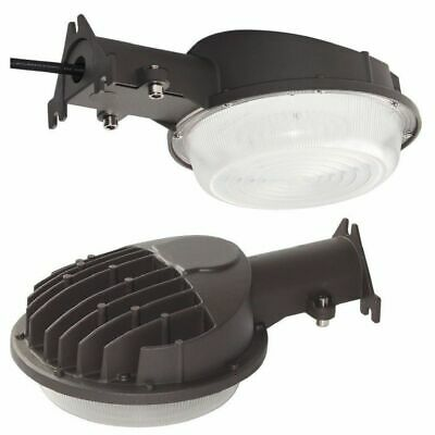 Dusk To Dawn LED Outdoor Yard Light Barn Waterproof Security Flood Lighting 250W