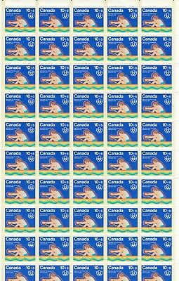 B5 Rowing  Full Blank Corner Block Sheet Of 50