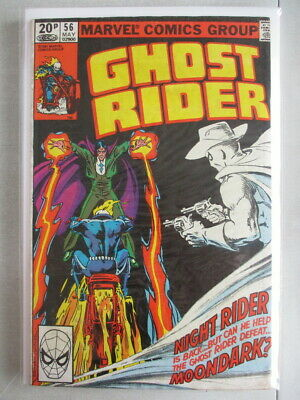 Ghost Rider Vol. 1 (1973-1983) #56 FN/VF UK Price Variant