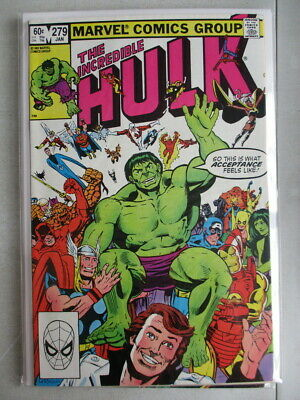 Incredible Hulk Vol. 2 (1968-2011) #279 FN/VF