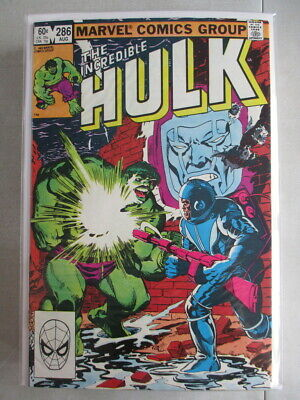 Incredible Hulk Vol. 2 (1968-2011) #286 VF-