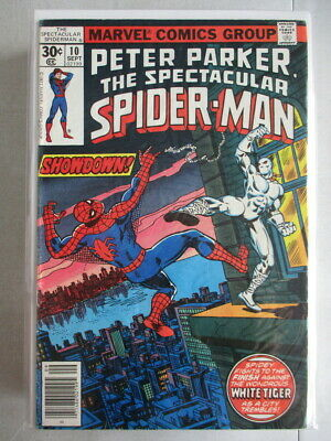 Spectacular Spider-Man Vol. 1 (1976-1998) #10 FN