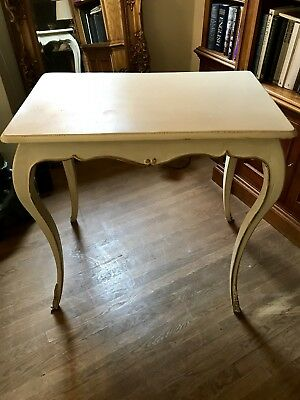 Louis XV style, French, Side Table, Dressing Table, gilt wood, ornate, chateau