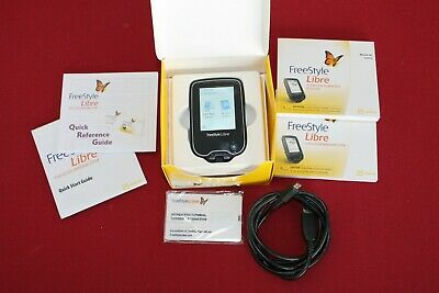 Libre Freestyle 10 Day Flash Glucose Reader