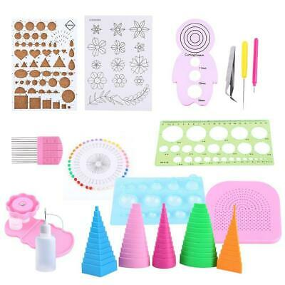 Ultimate 14 pc Paper Quilling Tool Collection