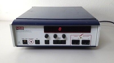 Lkb Bromma 2297 Macrodrive 5 Constant Power Supply As-Is