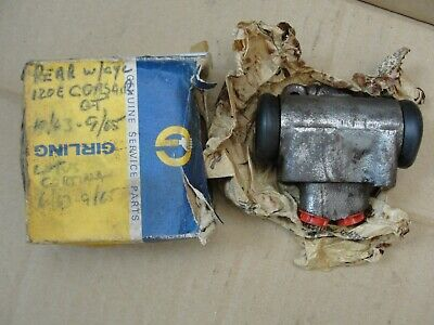 FORD CORTINA Mk1 1500GT LOTUS CONSUL CLASSIC REAR BRAKE CYLINDER NOS