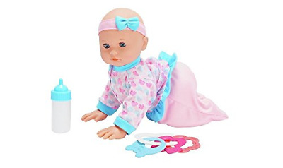 2017 edition chad valley babies to love crawling doll