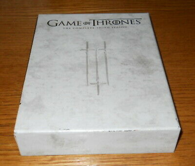 Game of Thrones complete 3rd Season
