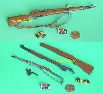 M1_GARAND 1:6 Scale Action Figure MODEL WW2 US ARMY M1 GARAND SPRINGFIELD RIFLE