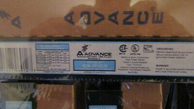 Advance ICN-2P32-N Centium Instant Start Electronic Ballast 120 to 277V Lot Of 9