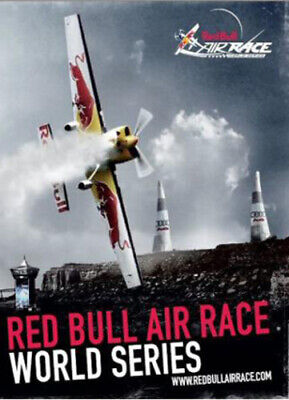 Red Bull Air Race: World Series DVD (2008)