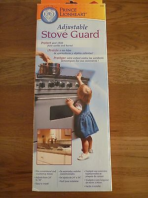 Adjustable Stove Safety Guard/Cover - Brand New RRP $50