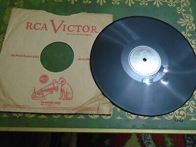 SPIKE JONES RCA Victor Record #20-3177 78RPM ALL I WANT FOR CHRISTMAS/ Happy New