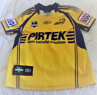 Nrl Rugby League Childs Parramatta Eels Supporters Jersey~Size 12