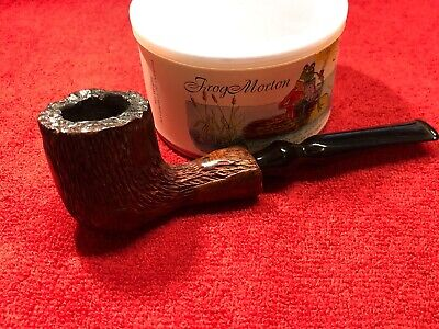 "ESTATE PIPE. Boda ""Andersen"" Freehand Burl Briar Pipe  --"