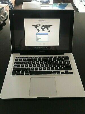 "Apple MacBook Pro 13"" Laptop (Mid, 2012) -12GB Ram 
