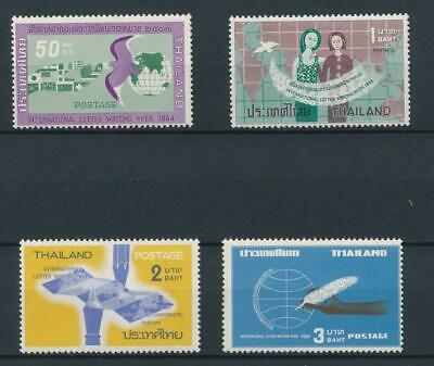 [120537] Thailand 1964 good set of stamps very fine MNH $35