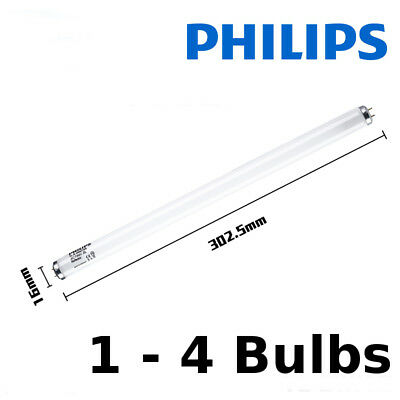 Philips 8W UV 300mm/12 inch Tubes Bulbs For 16W Fly Zapper Insect Bug Killers