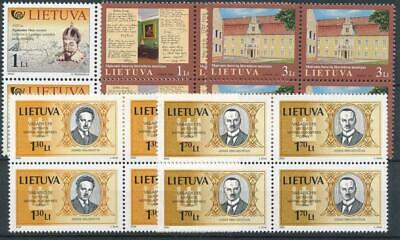 [121566] Lietuva After 2000 good lot of stamps very fine MNH