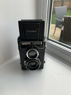 Viintage Lubitel 166 B Camera Made In USSR