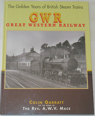 GWR RAILWAY HISTORY Locomotives Photographs Golden Years Steam Great Western