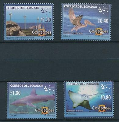[5618] Ecuador 2008 fauna good set very fine MNH stamps