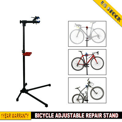 """Pro Bike 42"""" To 74"""" Repair Stand Adjustable w/ Telescopic Arm Cycle Bicycle Rack"""