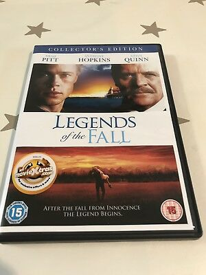 Legends of the Fall DVD