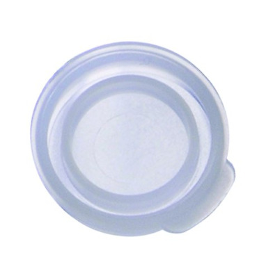 Wheaton 105050-190 105000 and 105010 Closure for Snap/Clip Top Vials, Polyethyle