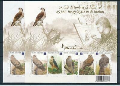 [G12754] Belgium 2010 birds BUZIN good sheets very fine MNH (2x)