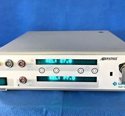 Hall/Linvatec/ConMed D3000 Advantage Console Drive System REV 7.0 30 DayWarranty